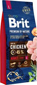 Brit Premium by Nature Adult Large Karma dla psa 15kg