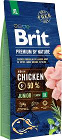 Brit Premium by Nature Junior Extra Large Karma dla szczeniaka 15kg