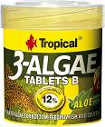 Tropical 3-Algae Tablets B Pokarm dla ryb 200 tab.