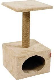 81afed6554de75 Zolux Drapak dla kota SOLO beżowy 57cm 504054BEI