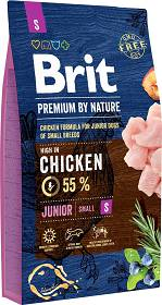 Brit Premium by Nature Junior Small Karma dla szczeniaka 3kg