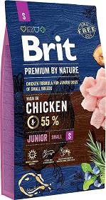 Brit Premium by Nature Junior Small Karma dla szczeniaka 1kg